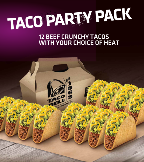 Taco Party Pack